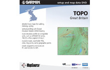 Garmin DVD Topo Grootbrittanie